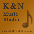 K&N Music Studio = www.studio.volod.com.ua =